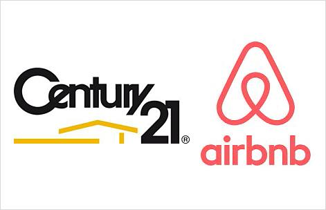 C21 et Air BnB