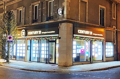 Agence immobilière CENTURY 21 Sologne Immobilier, 41200 ROMORANTIN LANTHENAY
